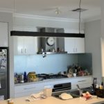 Breakfast bar lighting with this led strip